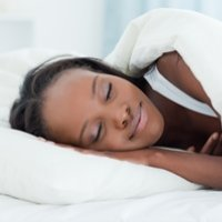 Reduce stress to enjoy a good night's sleep.