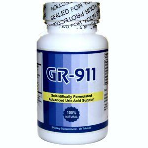 GR-911 Advanced Uric Acid Support
